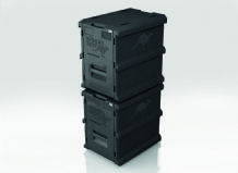 KANGABOX Thermo Tower Front-loader GN (Black)